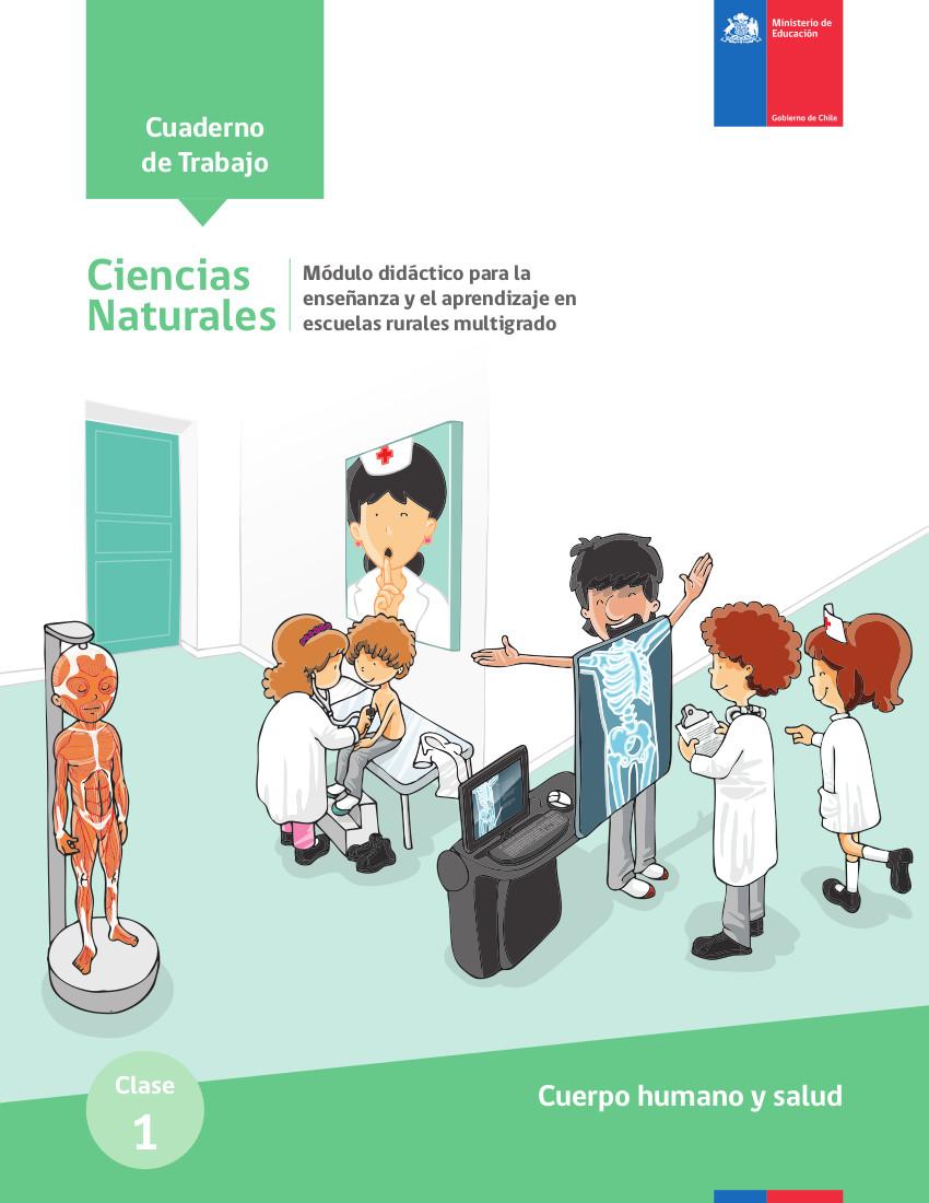 Módulos Multigrado Ciencias Naturales Educación Rural