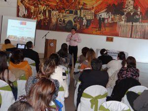 Exposición Fernando Ochoa Encuentro Nacional Profesores Rurales