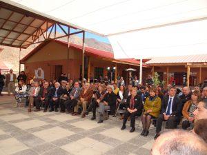 Presidenta en Encuentro Regional Profesores Rurales Paihuano 2
