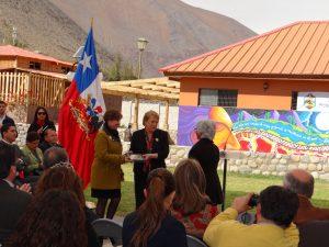 Presidenta en Encuentro Regional Profesores Rurales Paihuano 3